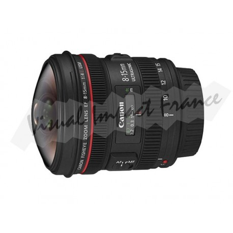 EF 8-15mm f/4 L Fisheye USM