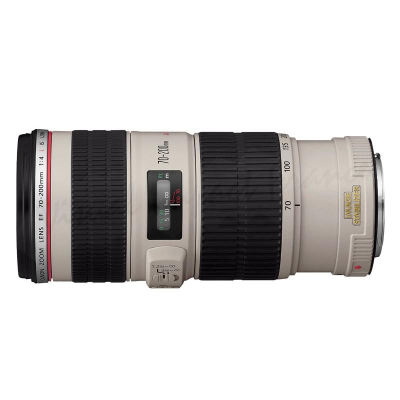 EF 70-200 mm f/4 L IS USM