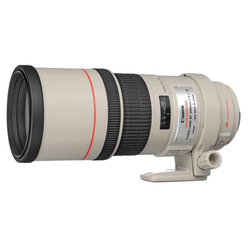EF 300mm f/4L IS USM