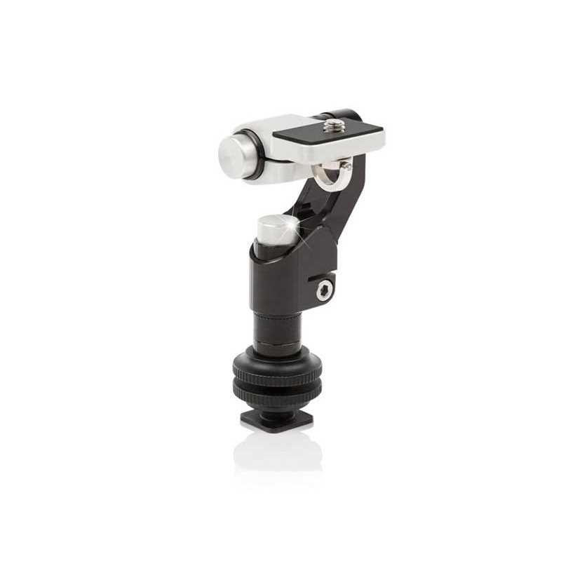 2 AXIS PUSH BUTTON MAGIC ARM WITH HOT SHOE