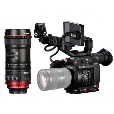 EOS C200 + CN-E 18-80
