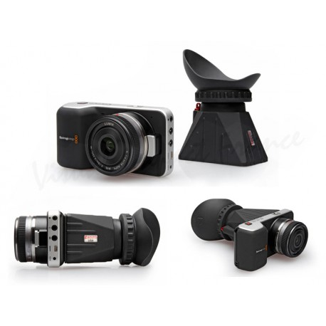 Pocket Cinema Camera Z-Finder