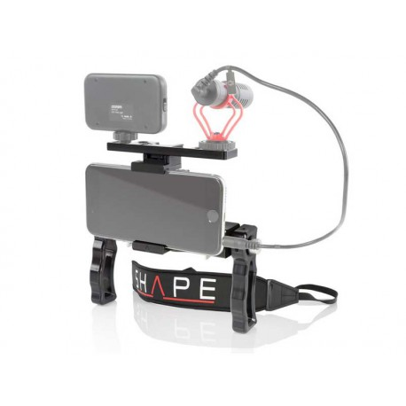 Smartphone Hand Grips Support Rig