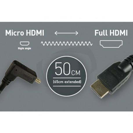 HDMI - HDMI Micro cable 13