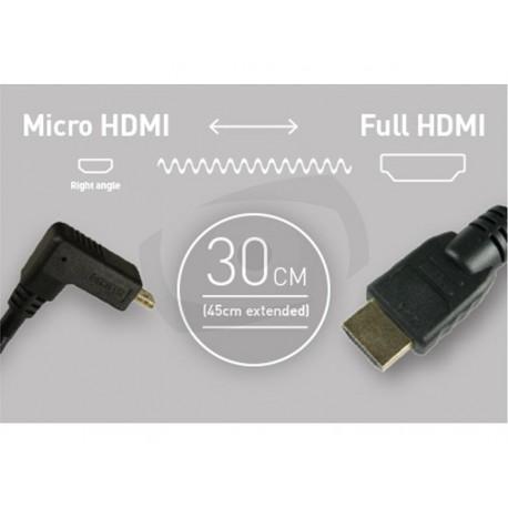 HDMI - HDMI Micro cable 07