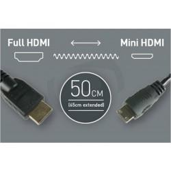 HDMI - HDMI Mini cable 09