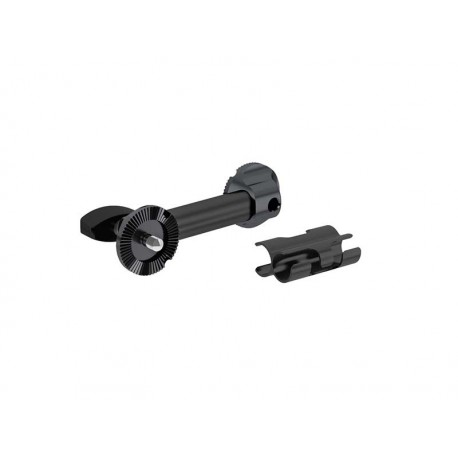 Handgrip Extension 80mm with Cable Clip