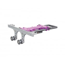 EMC Mount Purple Plate Large