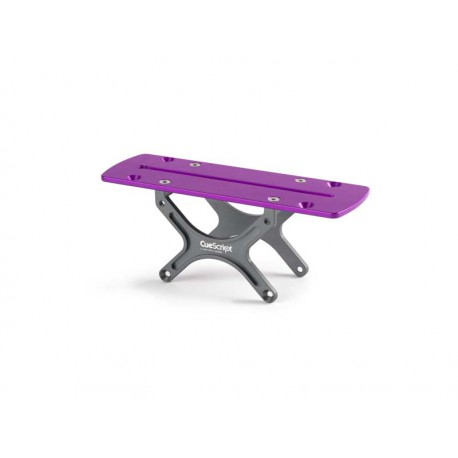 Mount Purple Riser Plate Small
