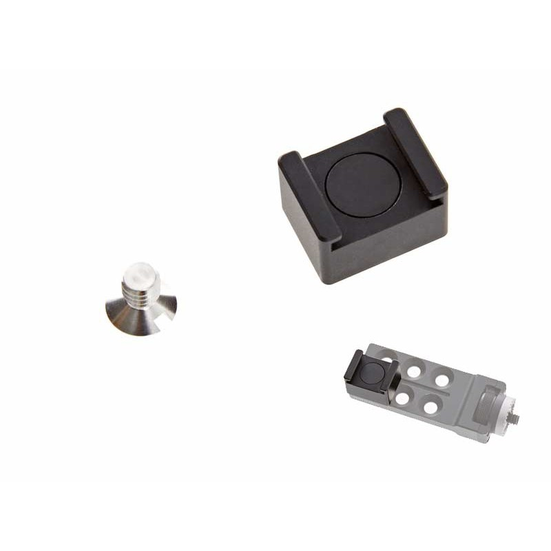 Rotatable Cold Shoe for Universal Mount