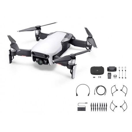 Mavic Air Fly More Combo (Arctic White)