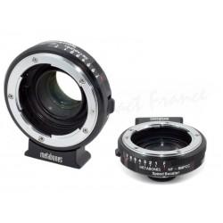 Nikon F/G to Pocket Cinema Camera - Speed booster