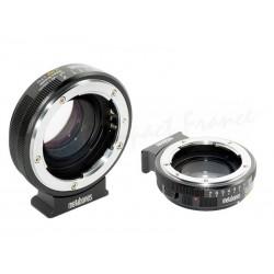 Nikon to Micro 4/3 - Speed Booster Ultra 0.71x