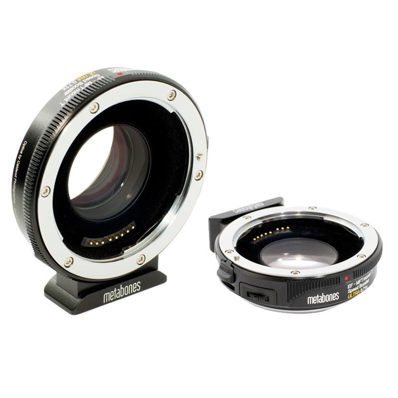 Canon EF - M4/3 / Speed Booster Ultra T 0.71x
