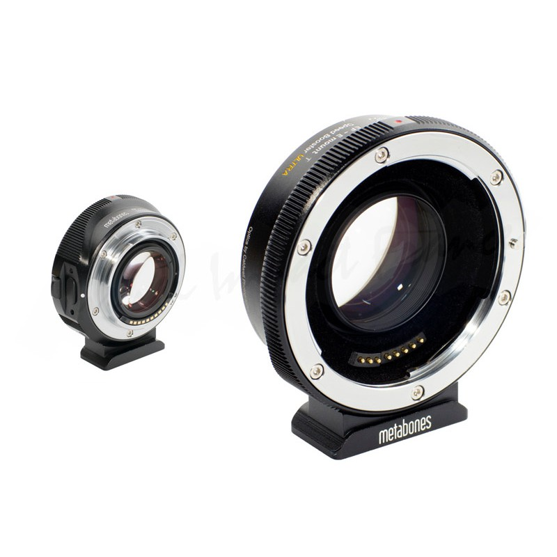 CANON EF - E Mount / Speed Booster ULTRA T