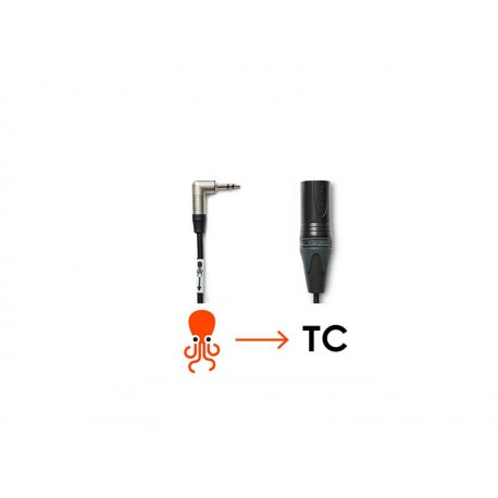 Sync E to XLR cable