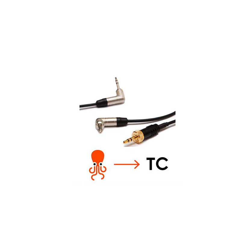 Sync E Bodypack Y-adapter cable