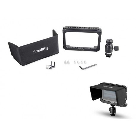 Blackmagic Video Assist Monitor Cage Accessory Kit