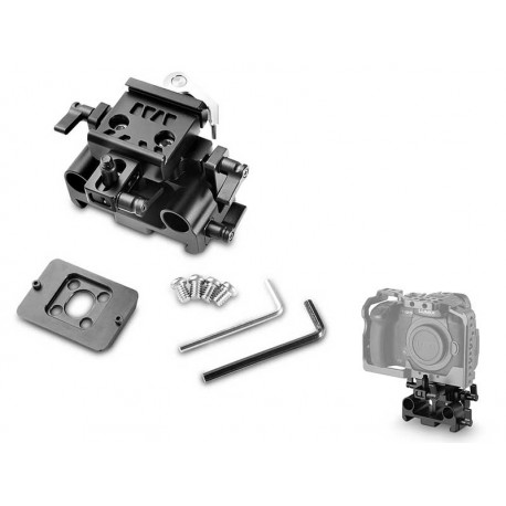 Quick Release Baseplate Kit for Lumix GH5/GH5S
