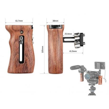 Wooden Handle Universal Side