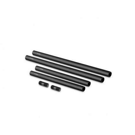 Ø15mm Black Aluminum Rod Pack