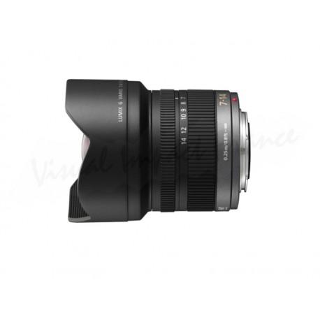 H-F00714 - Lumix G VARIO 7-14mm f/4.0 ASPH OIS