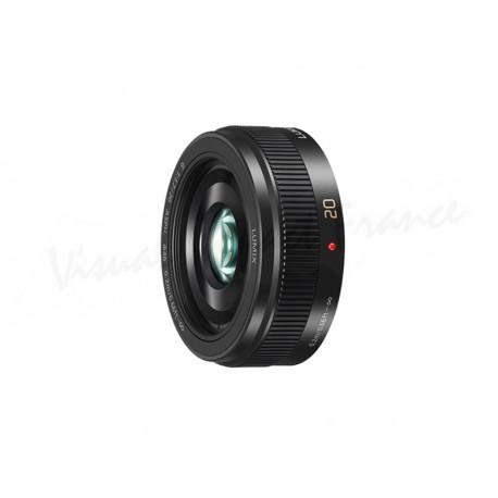 H-H020A - Lumix G 20mm f/1.7 II ASPH