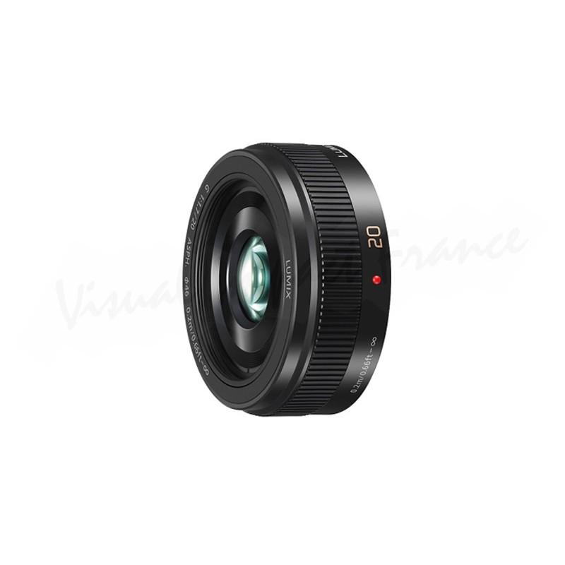 H-H020A / LUMIX G 20mm f/1.7 II ASPH