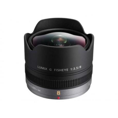 H-F008 - Lumix G Fisheye 8mm f/3.5