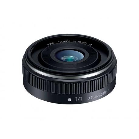 H-H014A - Lumix G 14mm f/2.5 II ASPH