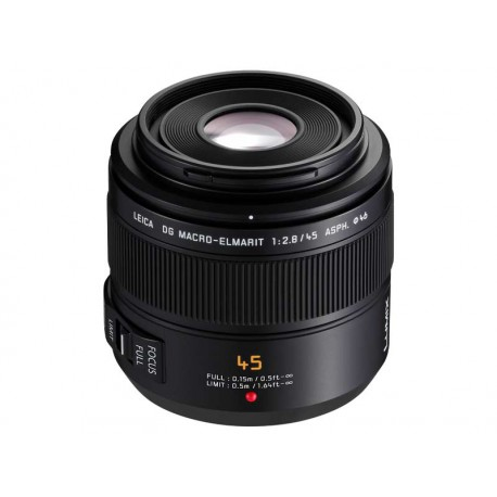 H-ES045 - Leica DG Macro-Elmarit 45mm f/2.8 ASPH. Mega O.I.S.