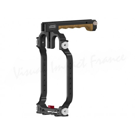 Cage kit universal for any 15 mm LW rails