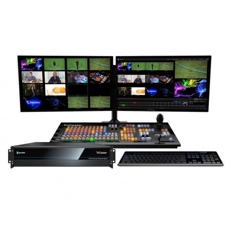 TriCaster 410 Plus Base Bundle