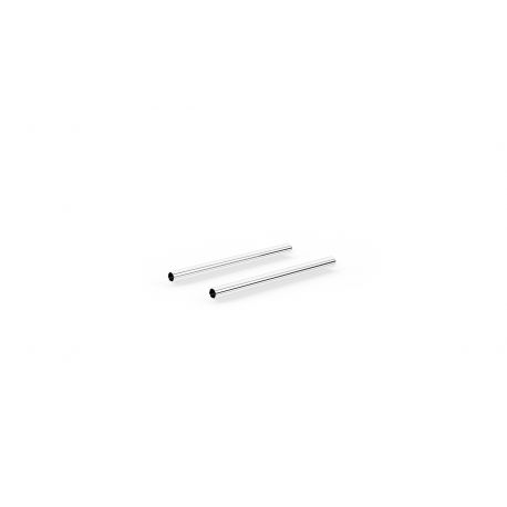Support Rods 240mm/9.4in, Ø15mm
