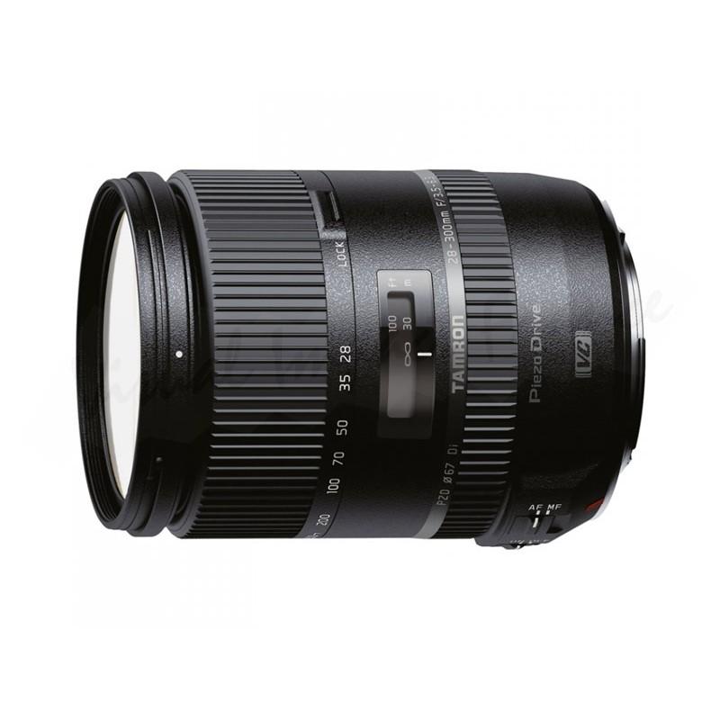 28-300mm f/3.5-6.3 Di VC PZD