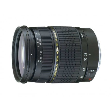 SP 28-75mm f/2.8 XR Di LD ASL IF MACRO