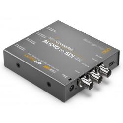 Mini Converter Audio to SDI 4K