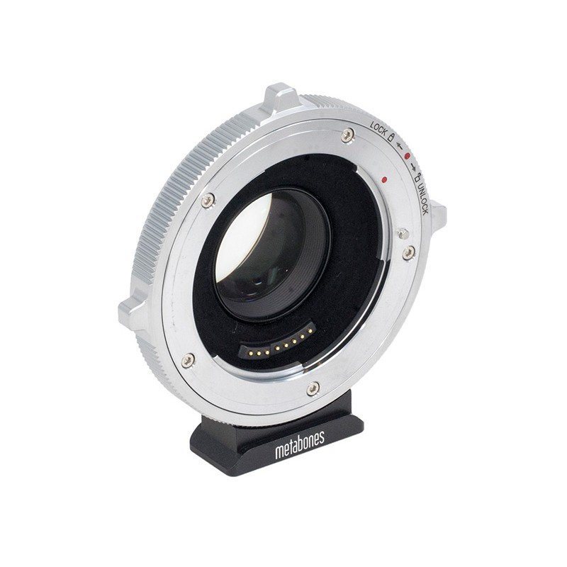 Canon EF to Micro 4/3 - Speed Booster Ultra T Ciné
