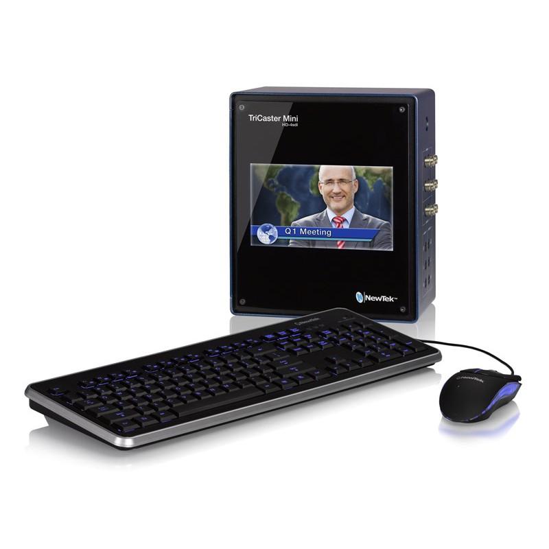 Tricaster Mini HD 4 SDI Advanced