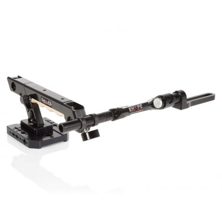 C300 Top Plate Extendable Handle EVF Mount