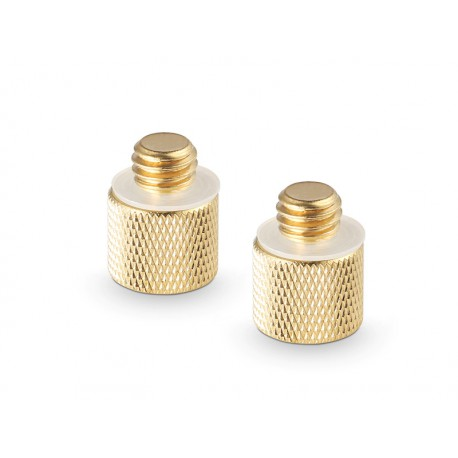 "1/4"" Female to 3/8"" Male Screw Adapter"
