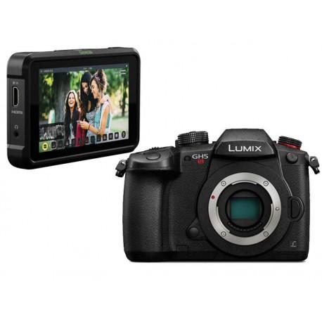Lumix GH5S Filmmaker