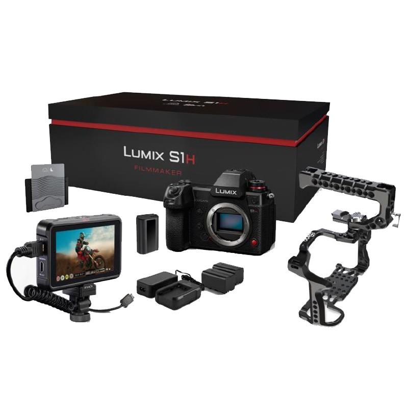 Lumix S1H Filmmaker