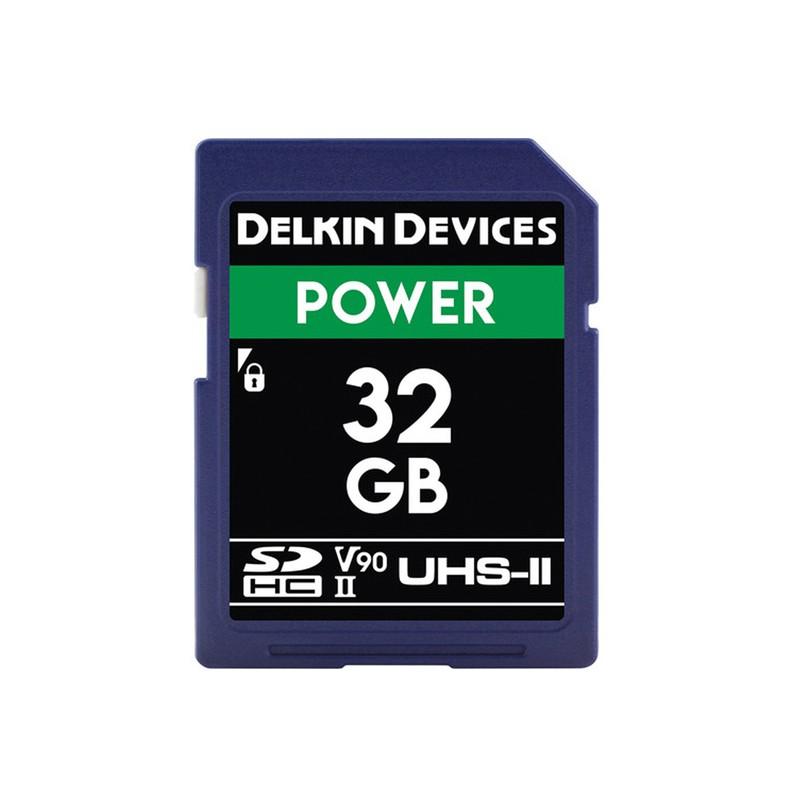 Power SD UHS-II