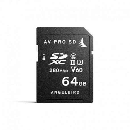 AV Pro SD V60 MK II 64Go
