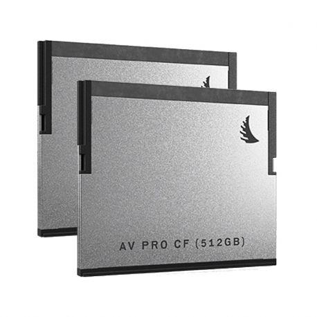 AV PRO CF 512Go Pack 2