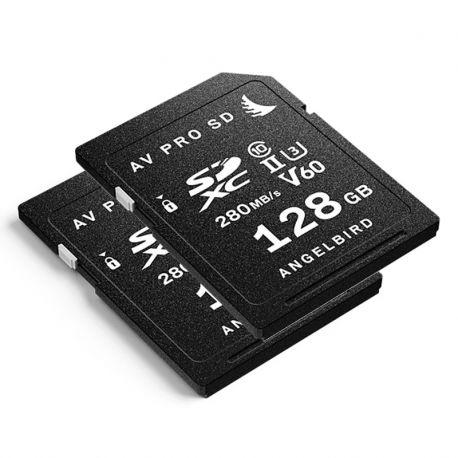 AV Pro SD V60 MK II 128Go Pack 2