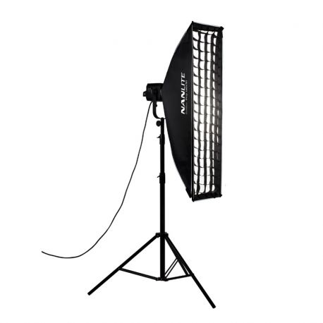 Fabric Grid for Softbox Stripbank Asymmetric 45x110
