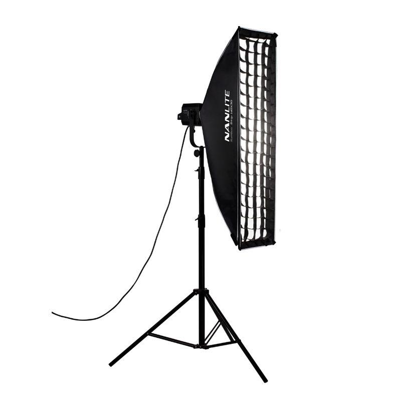 Fabric Grid for Softbox Stripbank Asymmetric 45x110