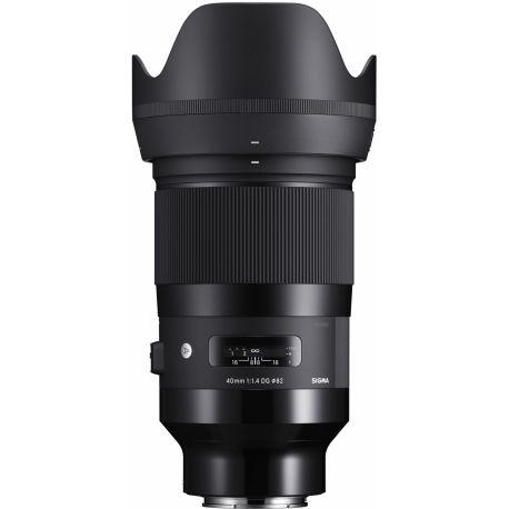 40mm F1.4 DG HSM | Art
